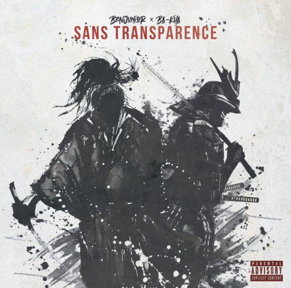 """Album """"Sans transparence"""""""